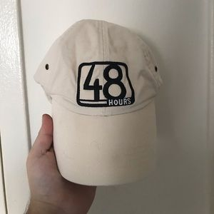 48 hours CBS news hat
